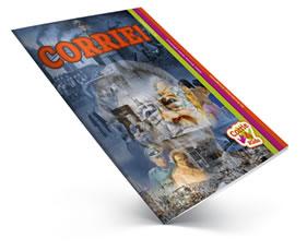 magazine Corrie!